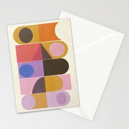 Modern Totem  #society6 #buyart #decor Stationery Cards