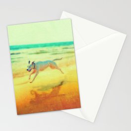 Flying Dog Stationery Cards