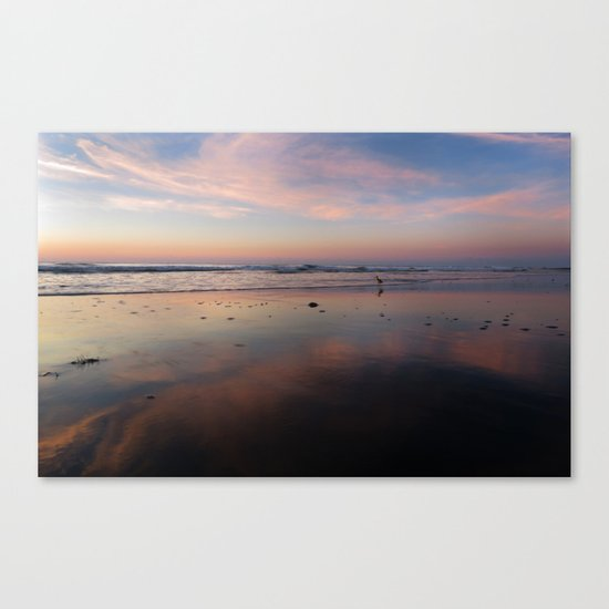 Seaside Sunrise Canvas Print