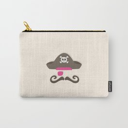My little pink Pirate Carry-All Pouch