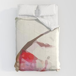 Crackle #1 Comforters