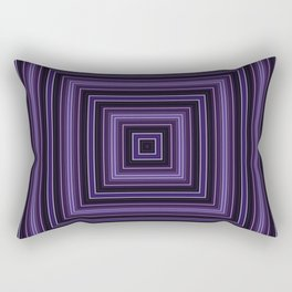 Squares and squares Rectangular Pillow