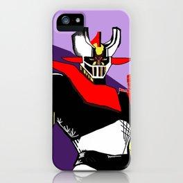 Mega Robo iPhone Case