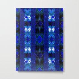 All Neon Like (Something Blue) Metal Print