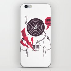 The Vinyl Frontier iPhone & iPod Skin