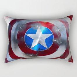 Captain Shield Rectangular Pillow