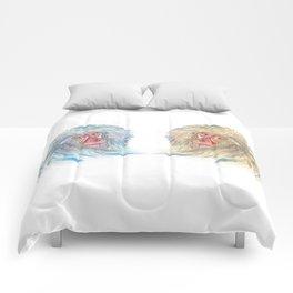 Macaco blues Comforters