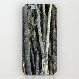 woodPhone iPhone Skin