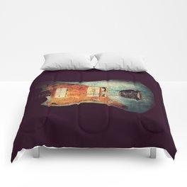 Jazzmaster Comforters