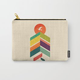 Lingering Mountains Carry-All Pouch