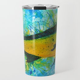Mahi Mahi Travel Mug