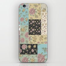 Mantón de Colores iPhone & iPod Skin