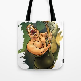 Getting Over Tote Bag