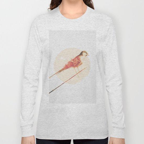PAINTED BIRD Long Sleeve T-shirt