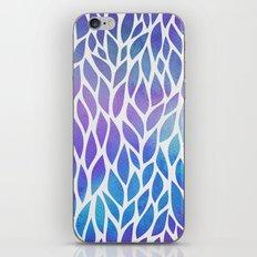 Petals Pattern #1 iPhone & iPod Skin