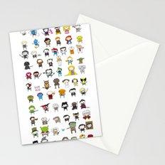 Archetypes Stationery Cards