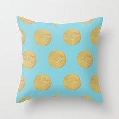 Breakfast at Tiffany's Throw Pillow