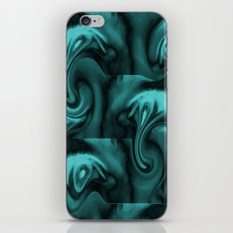 Waves in Motion iPhone Skin