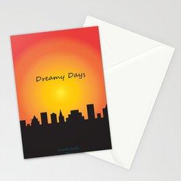 Dreamy Days by Henriette Lembke  Stationery Cards