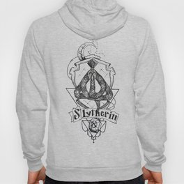 The Cunning House of Slytherin Hoody