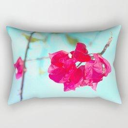 Jamaican Bogenvia Rectangular Pillow