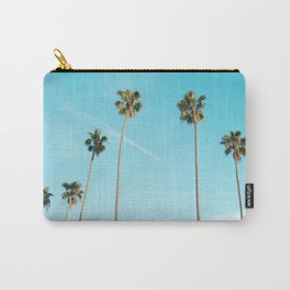 Palm Tree Sunshine Carry-All Pouch