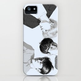 Love Me Right iPhone Case