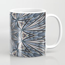Floral explosion mandala for rejuvenation Coffee Mug