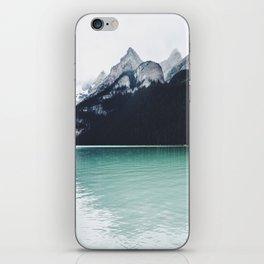 Lake Louise Reflections  iPhone Skin