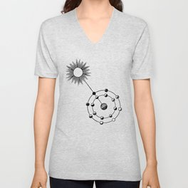 Eclipse Unisex V-Neck