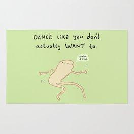 Dance Motivation Rug