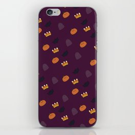 Its Time To Get Spooky iPhone Skin