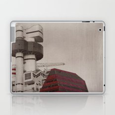 Lipstick Building Laptop & iPad Skin