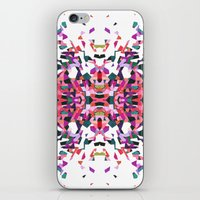 beethoven iPhone & iPod Skins featuring Beethoven abstraction by Laura Roode