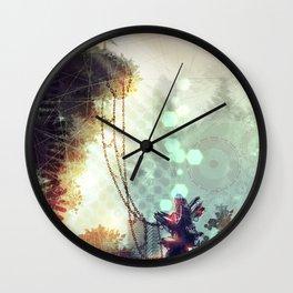 Uncharted Wall Clock