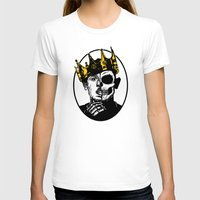 kendrick lamar T-shirts featuring King Kendrick by zombieCraig by zombieCraig