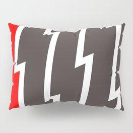 Thick Lightning Bolts Pillow Sham