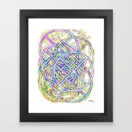x-en stage 5 Framed Art Print