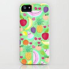 Fruit Punch Slim Case iPhone (5, 5s)