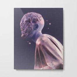Instinct Metal Print