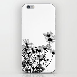 COSMOS - BW iPhone Skin