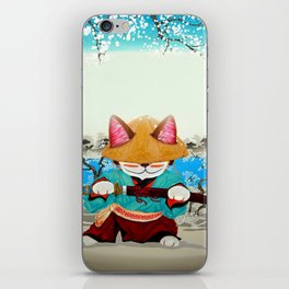 Samurai Friday iPhone Skin