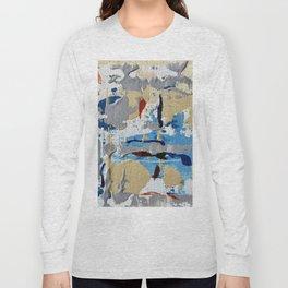 Miniature Original  - blue Long Sleeve T-shirt