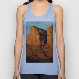 RED ROCKS - SEDONA ARIZONA Unisex Tank Top