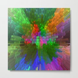 Spring Popping out of the city... Metal Print