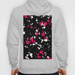 Paintball attack - Abstract Hoody