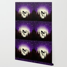 Moon Whip Wallpaper