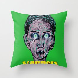 SCANNERS 2013 Throw Pillow