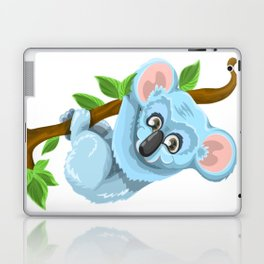 Beautiful koala bear illustration Laptop & iPad Skin
