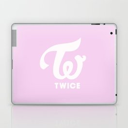 Twice logo Laptop & iPad Skin